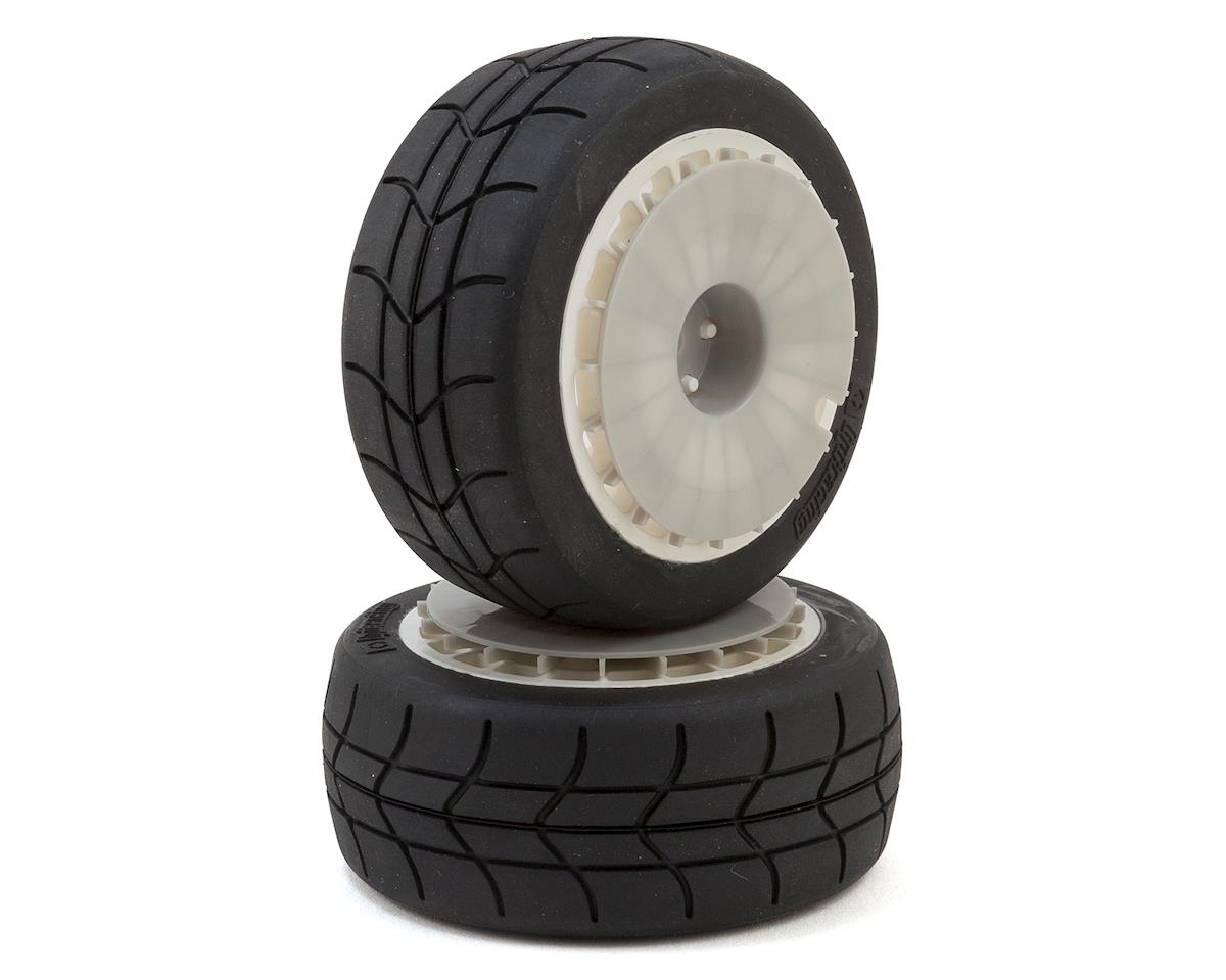 fifteen52 Turbomac Wheel Gymkhana Tire WR8 (2) by HPI Flux