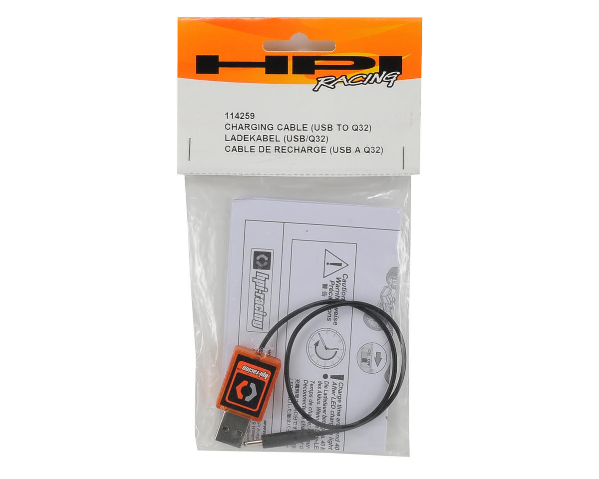HPI Racing Baja Q32 USB Charging Cable