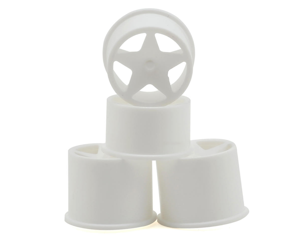 HPI Baja Q32 Super Star Wheel Set (White)