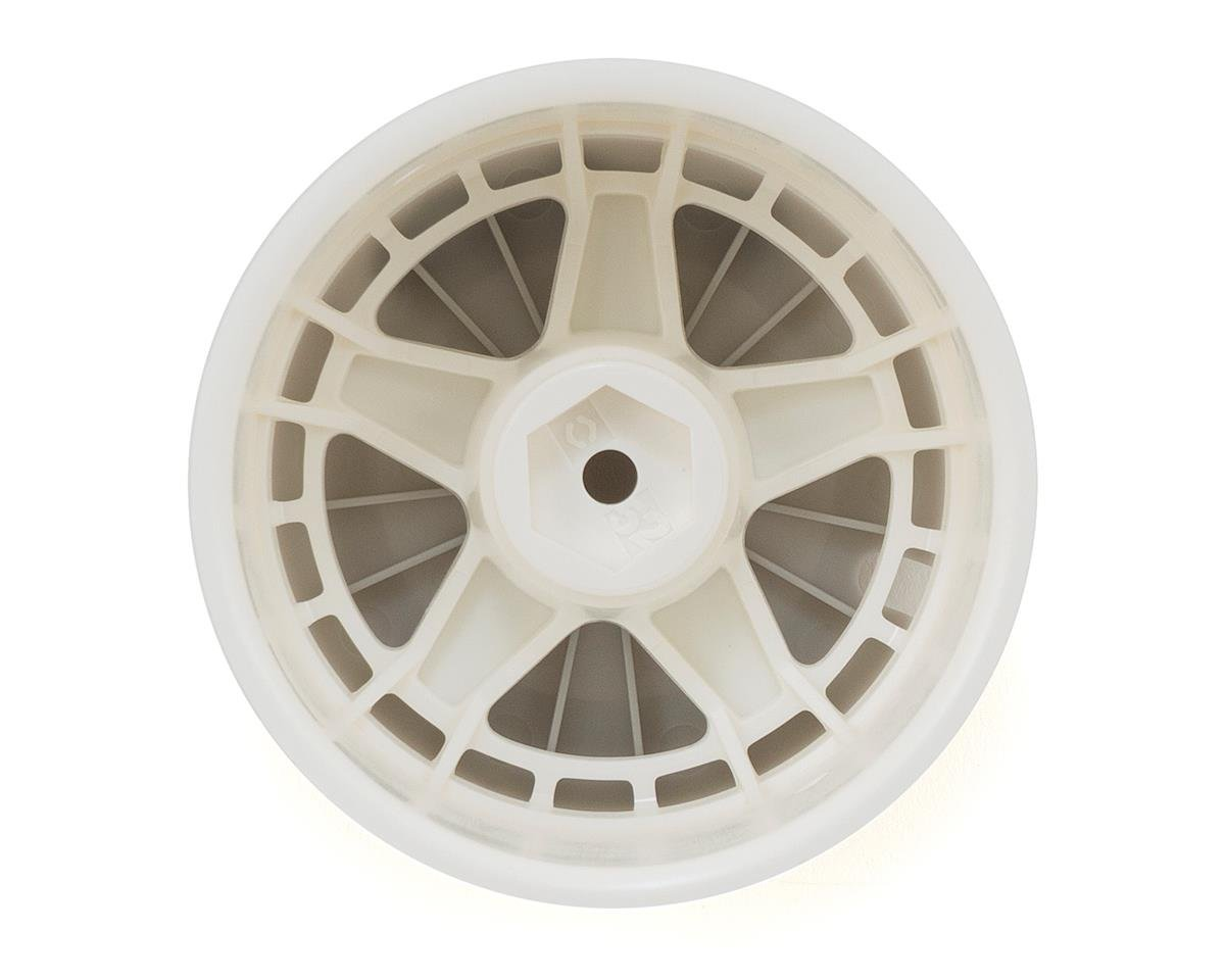 "2.2""/57x35mm fifteen52 Turbomac Wheel (White) (2) by HPI"