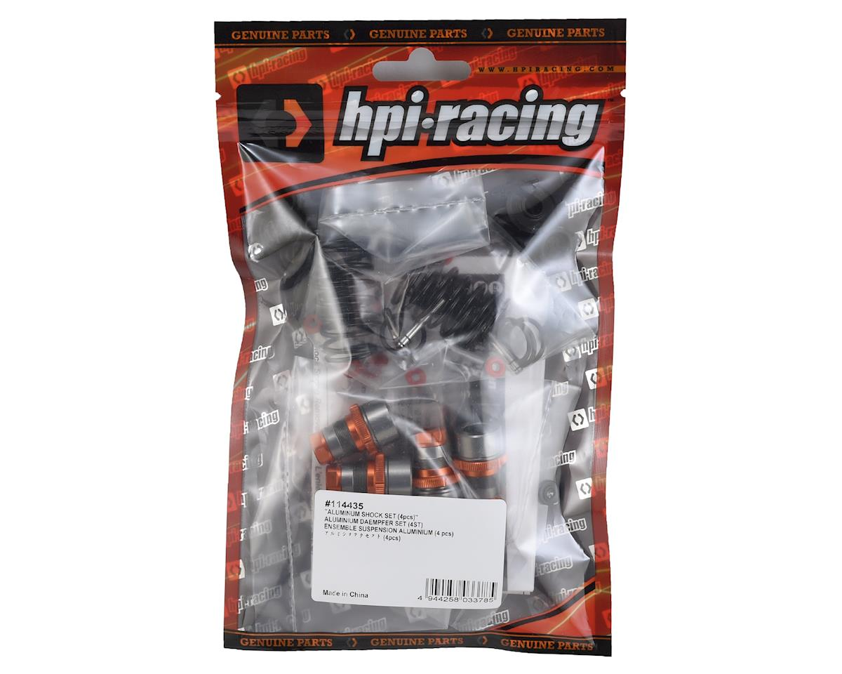 HPI RS4 Sport 3 Aluminum Shock Set (4)