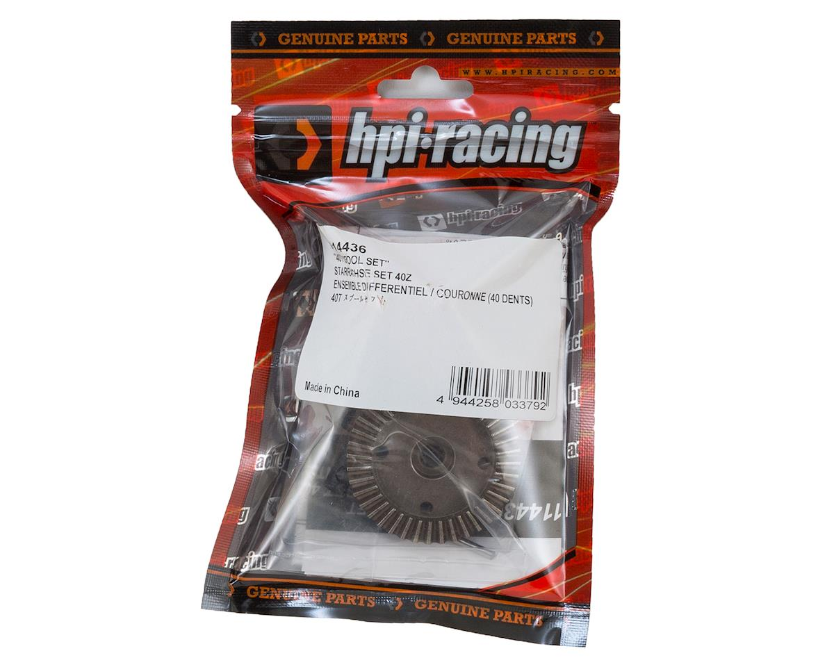 HPI RS4 Sport 3 Spool Set (40T)