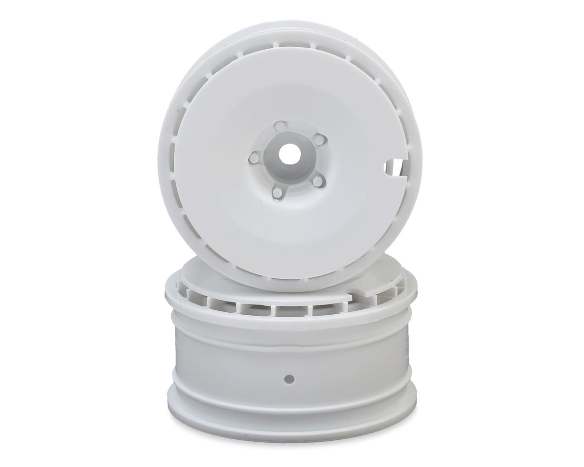 HPI 26mm fifteen52 Turbomac 1/10 TC Drift Wheel (White) (2) (6mm Offset)