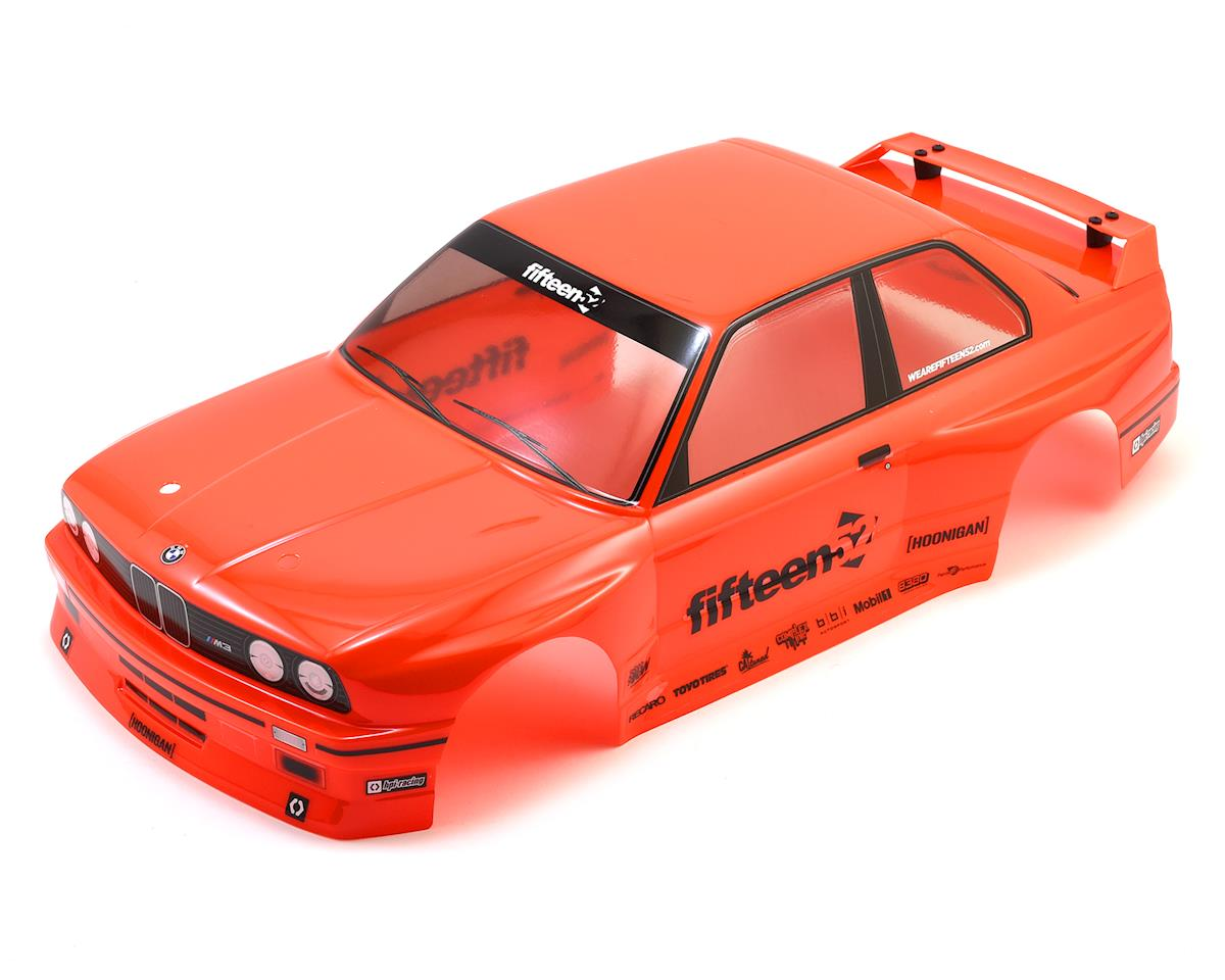 200mm Sport 3 BMW M3 1/10 Pre-Painted Body (Orange) by HPI 1/10th Hoonicorn