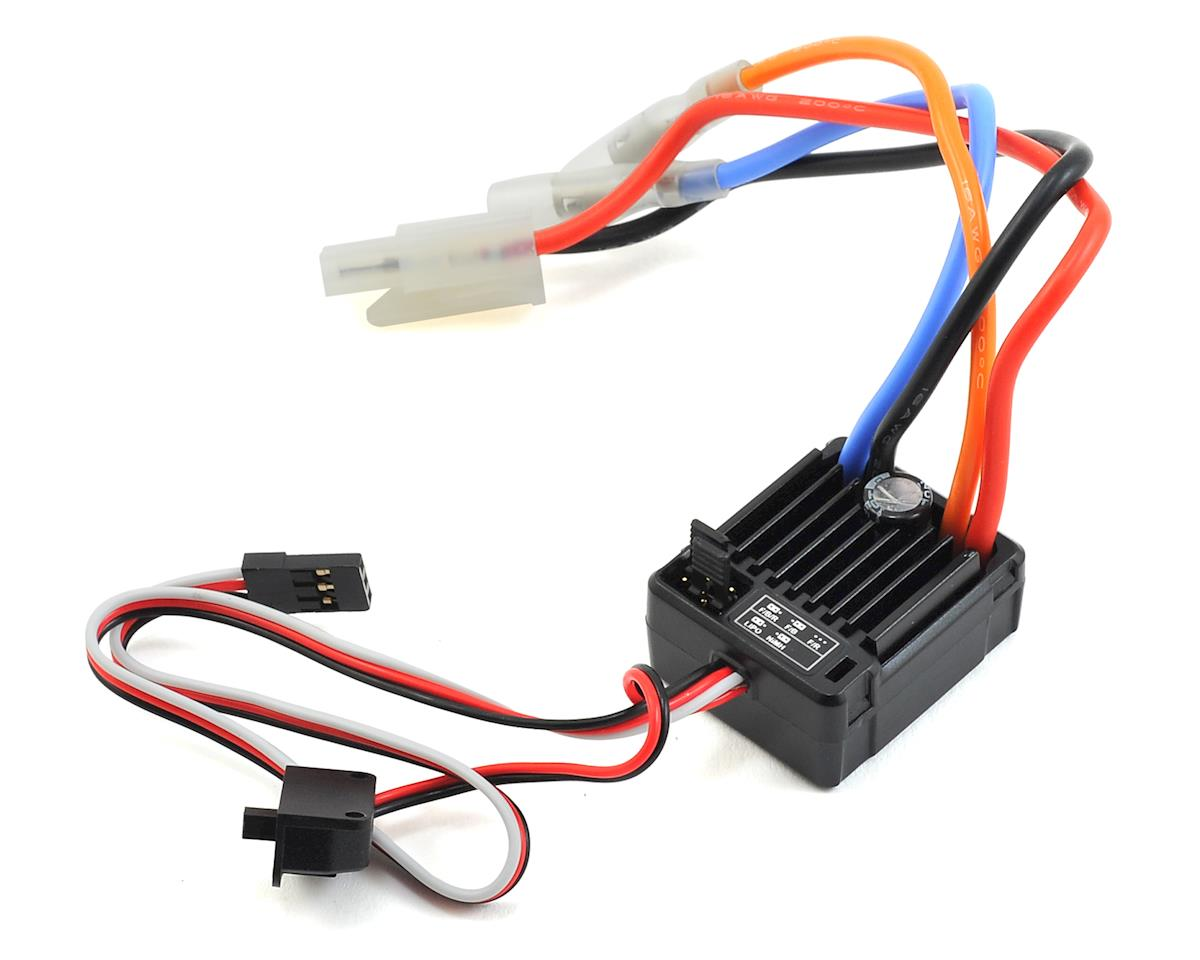 SC-3SWP2 Waterproof Brushed ESC by HPI