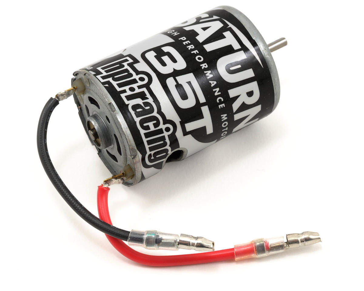 HPI Racing Switch Saturn 35T Brushed Motor