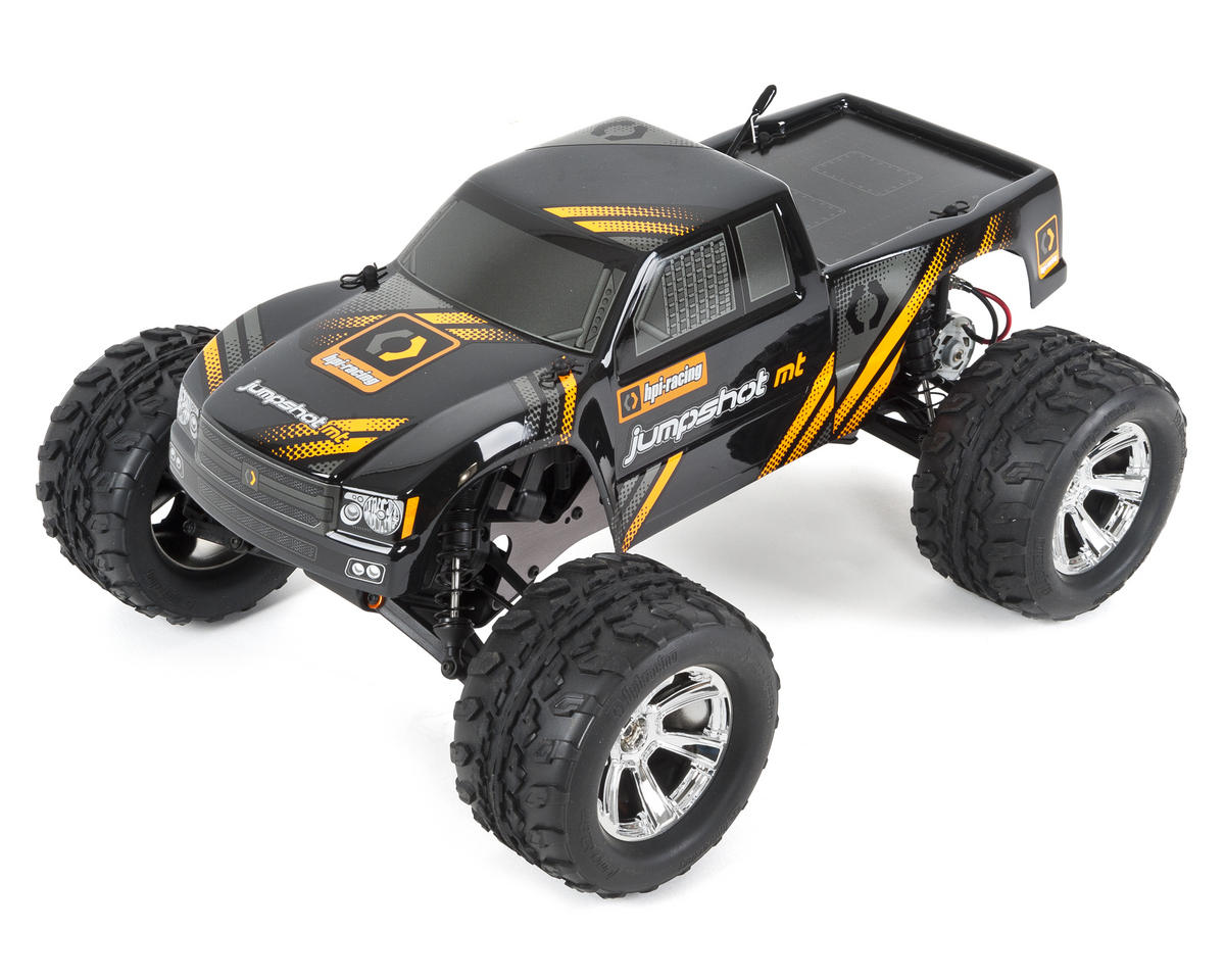 Jumpshot MT 1/10 RTR Electric 2WD Monster Truck by HPI Racing