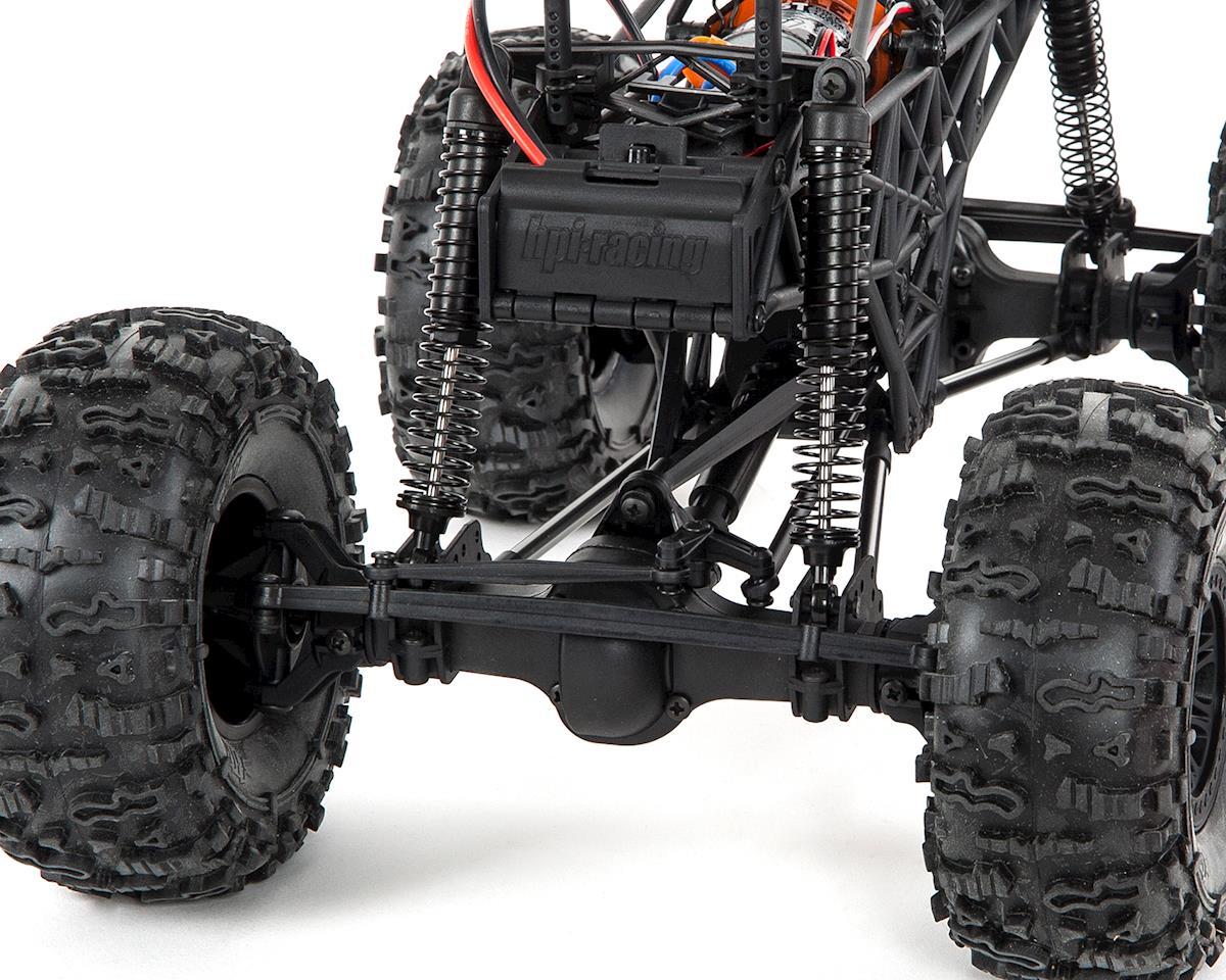 HPI Racing Crawler King RTR 4WD Rock Crawler (Ford F150 SVT)