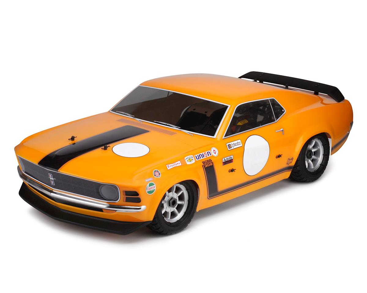 Baja 5R 1970 Ford Mustang Boss 302 RTR 1/5 On-Road Sedan by HPI