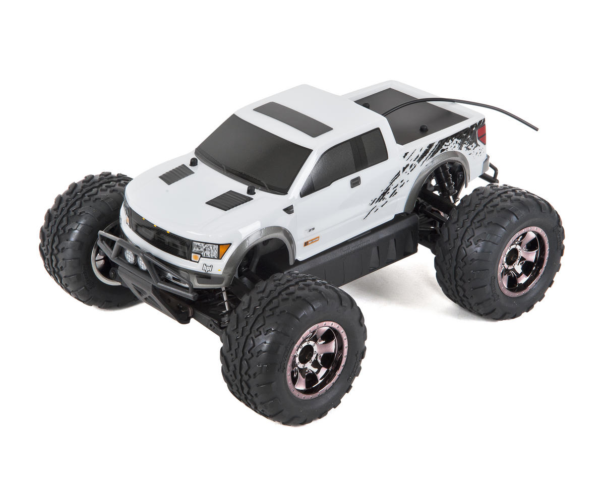 HPI Savage XS Flux Ford Raptor RTR Mini Monster Truck