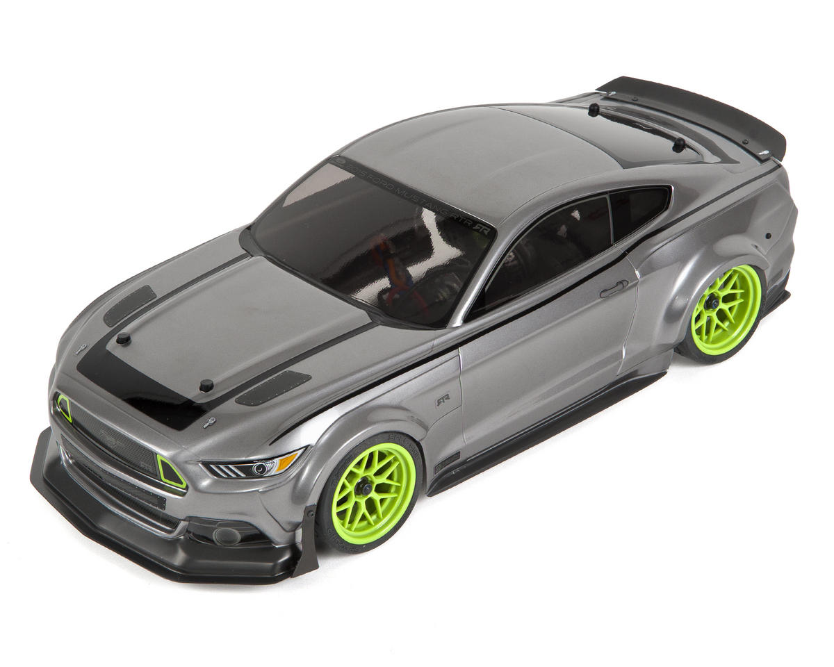 RS4 Sport 3 RTR w/2015 Ford Mustang Body & 2.4GHz Radio System by HPI Racing