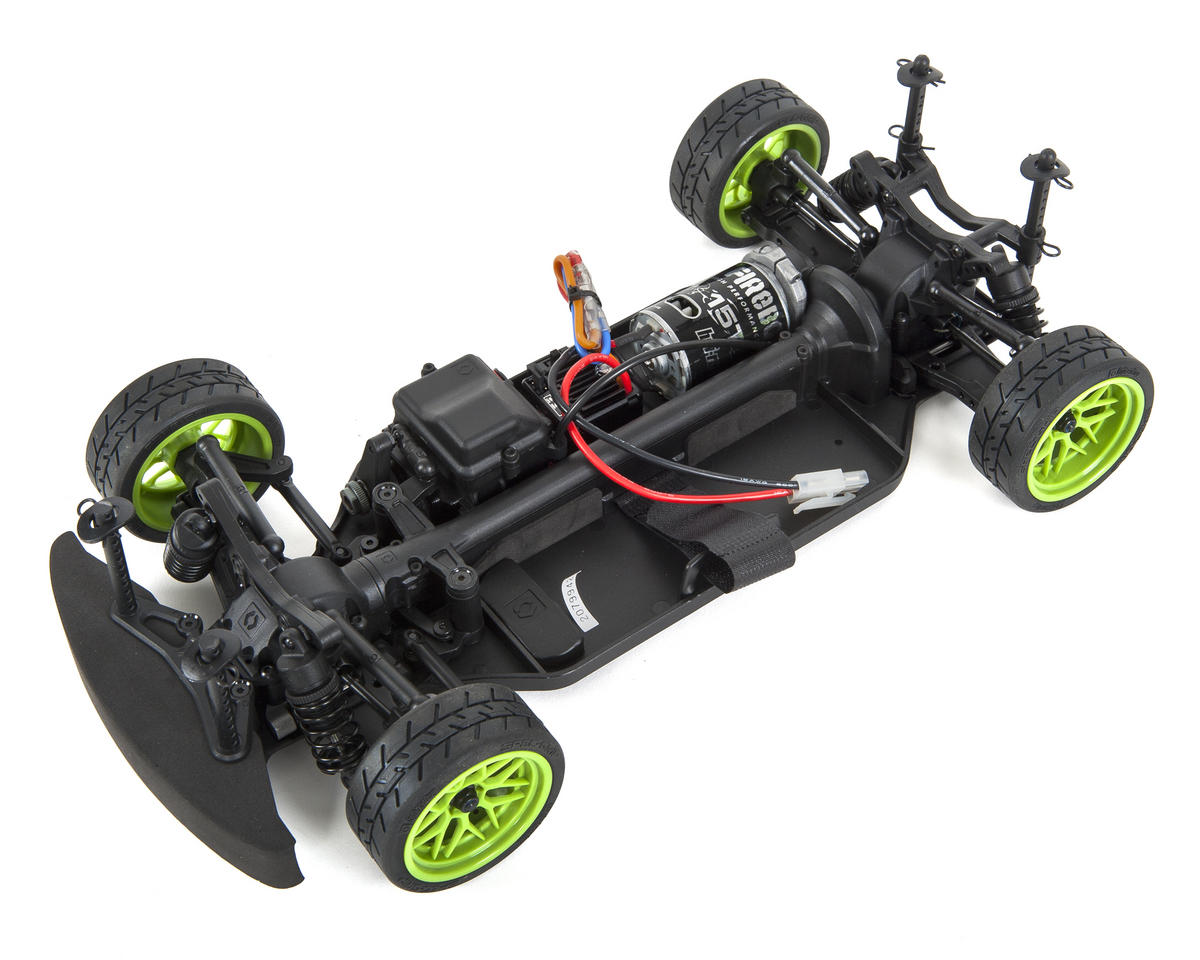 Image 2 for HPI RS4 Sport 3 RTR w/2015 Ford Mustang Body & 2.4GHz Radio System