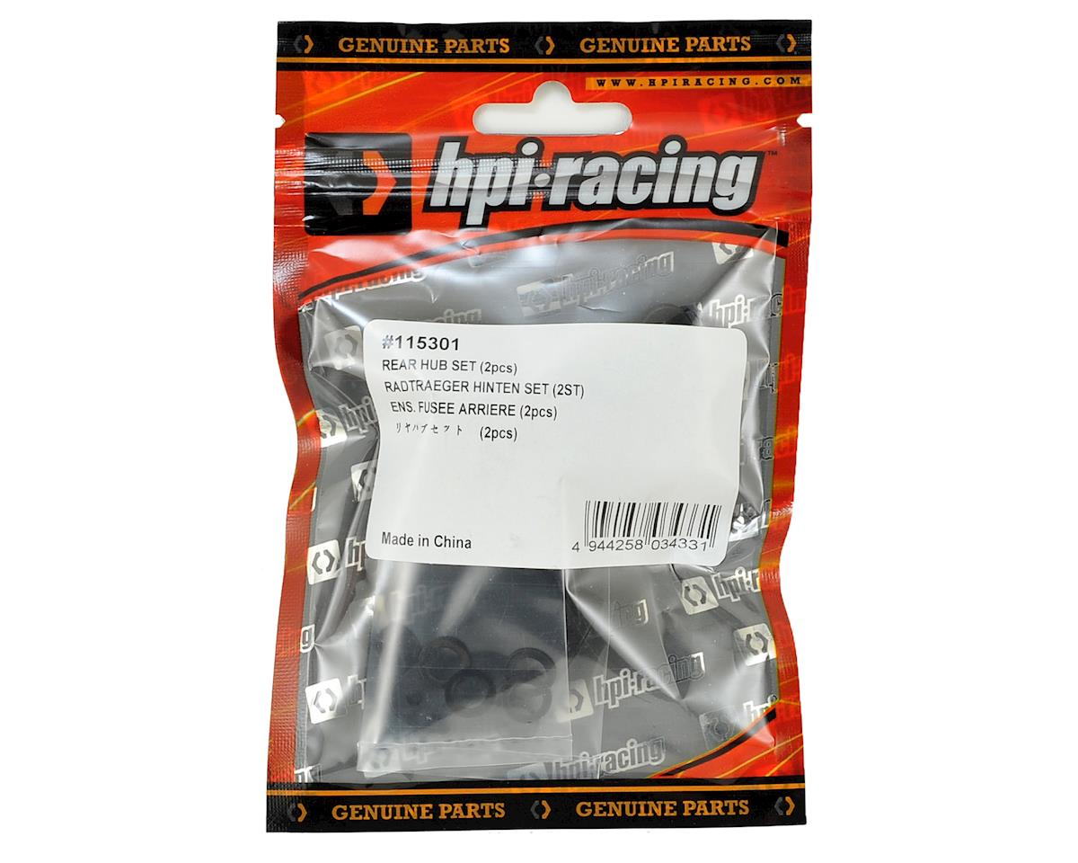 HPI Jumpshot Rear Hub Set (2)
