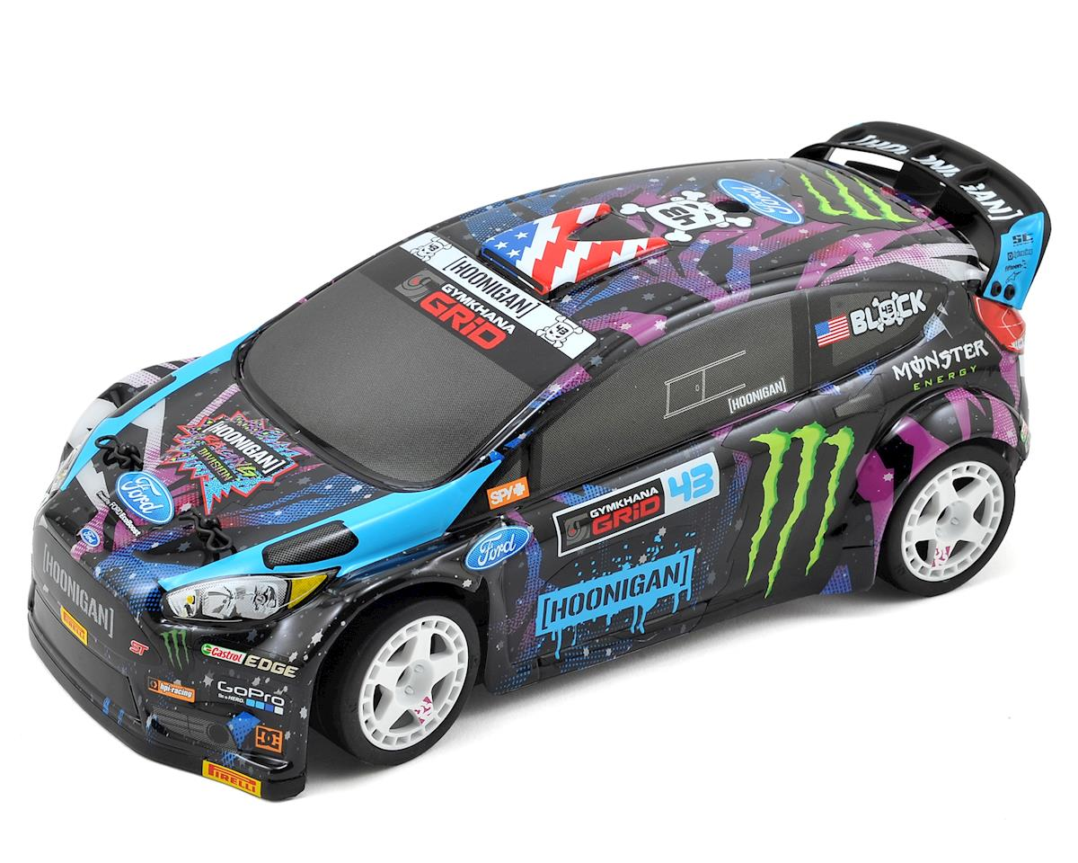 HPI Racing Micro RS4 Ken Block 2015 Ford Fiesta ST RX RTR w/2.4GHz Radio
