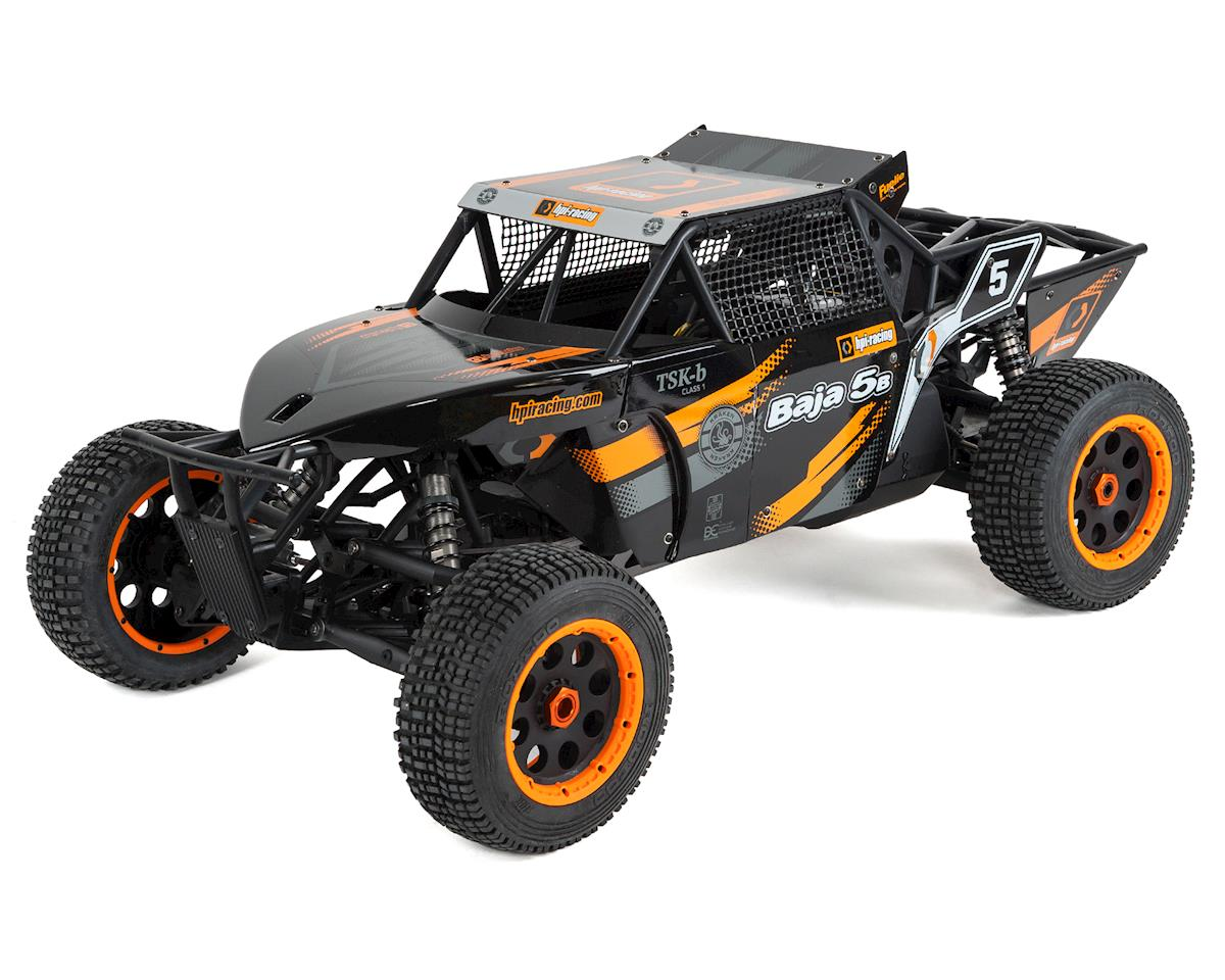 HPI Baja Kraken TSK-B Class 1 RTR 1/5 Gas Buggy w/2 4GHz Radio & K26  Gasoline Engine
