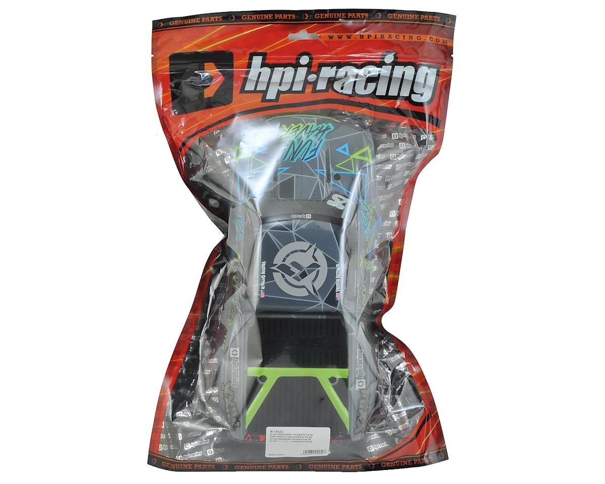 HPI Vaughn Gittin Jr GT-2XS Pre-Painted Monster Truck Body
