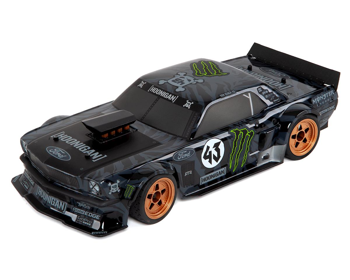 Ken Block 1965 Ford Mustang Hoonicorn RTR 1/10 Rally Car by HPI