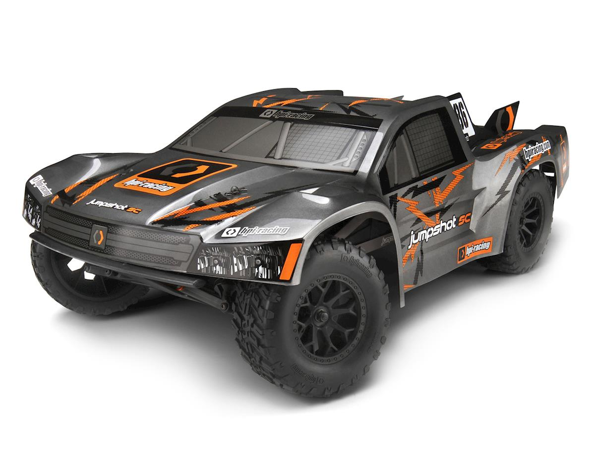 HPI Racing Jumpshot RTR 1/10 Electric 2WD Short Course Truck