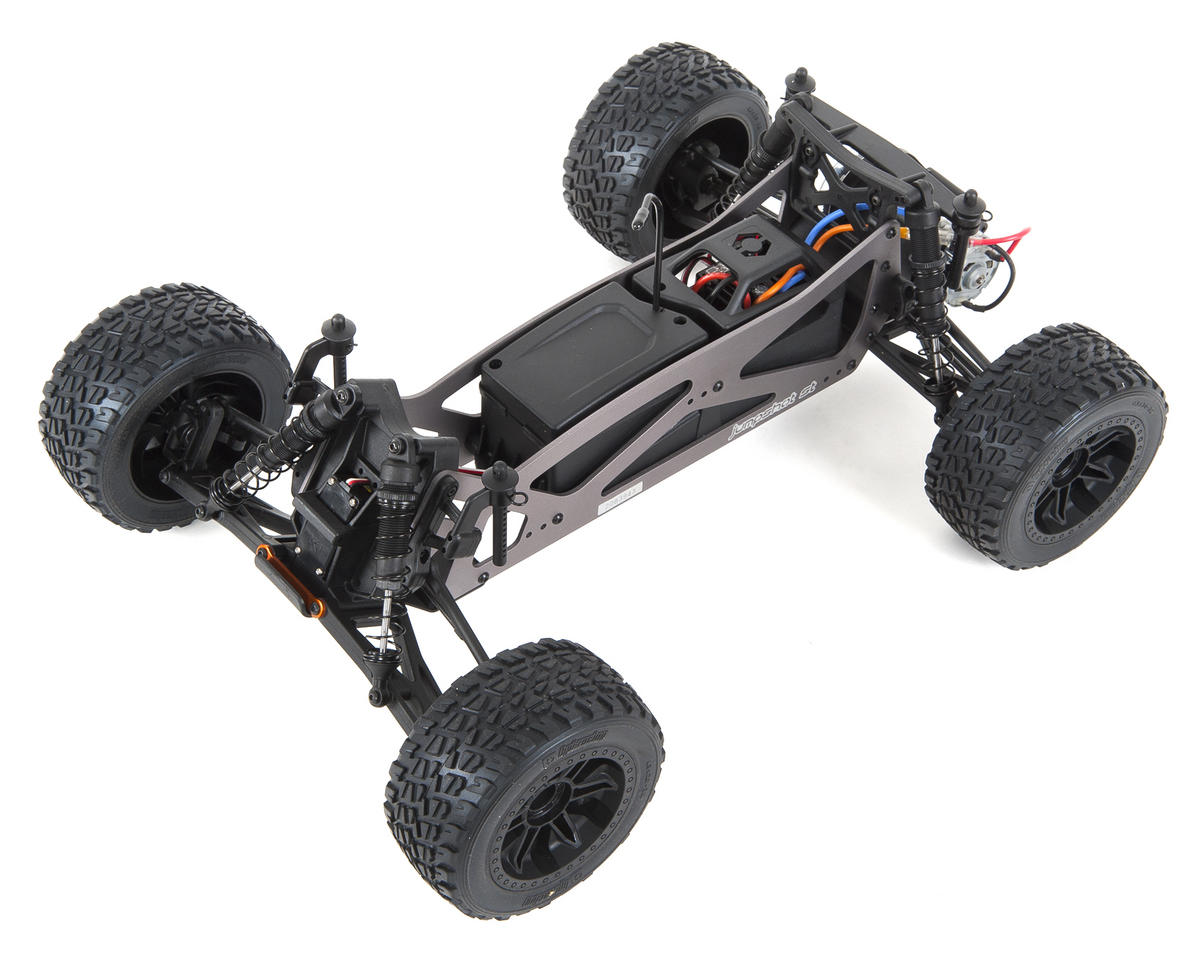 HPI Racing Jumpshot ST RTR 1/10 Stadium Truck w/2.4GHz Radio