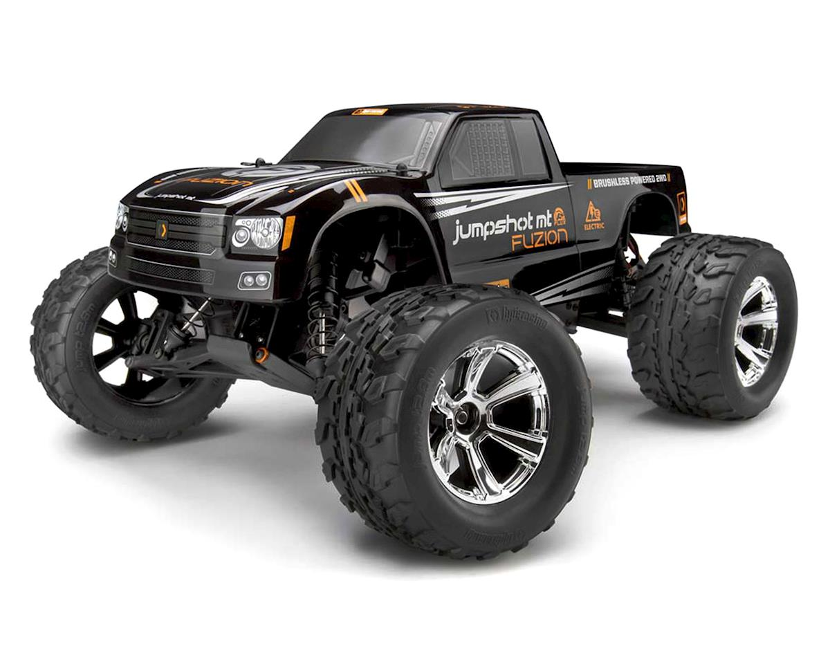 HPI Jumpshot MT Flux RTR 1/10 Electric 2WD Monster Truck