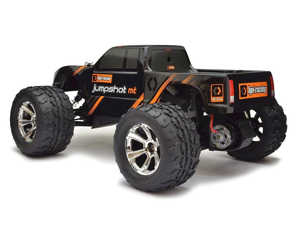 HPI Jumpshot MT Flux RTR 1/10 Electric 2WD Monster Truck