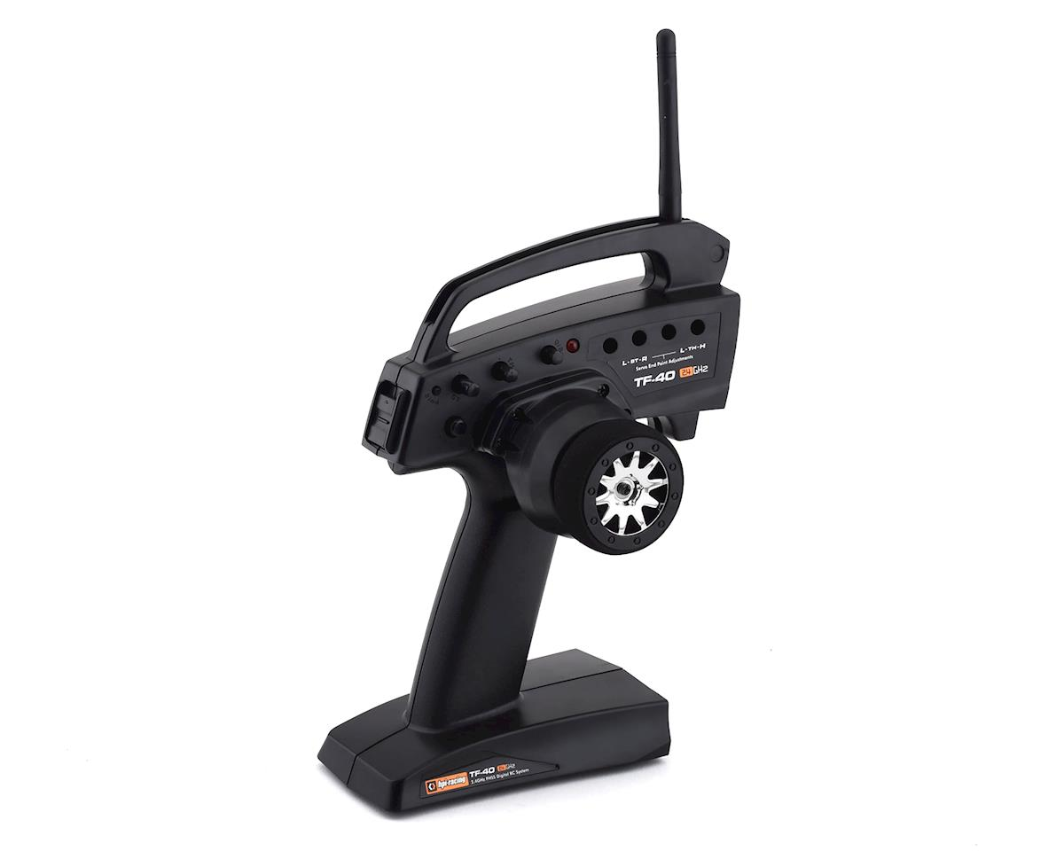 HPI Micro RS4 TF-40 2.4GHz Radio Set w/RF-40WP Receiver