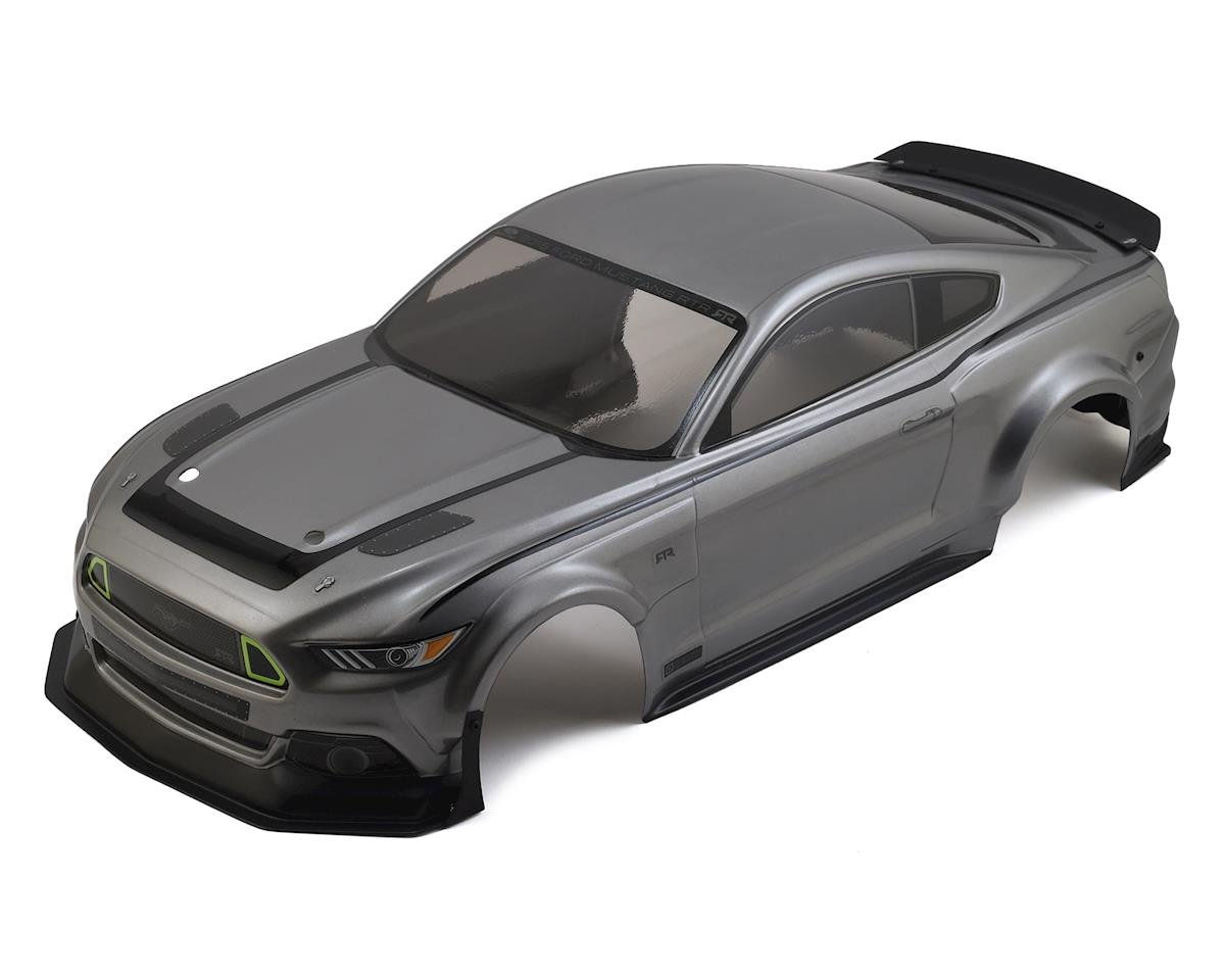 HPI Ford Mustang 2015 Spec 5 RTR Pre-Painted Body (200mm)