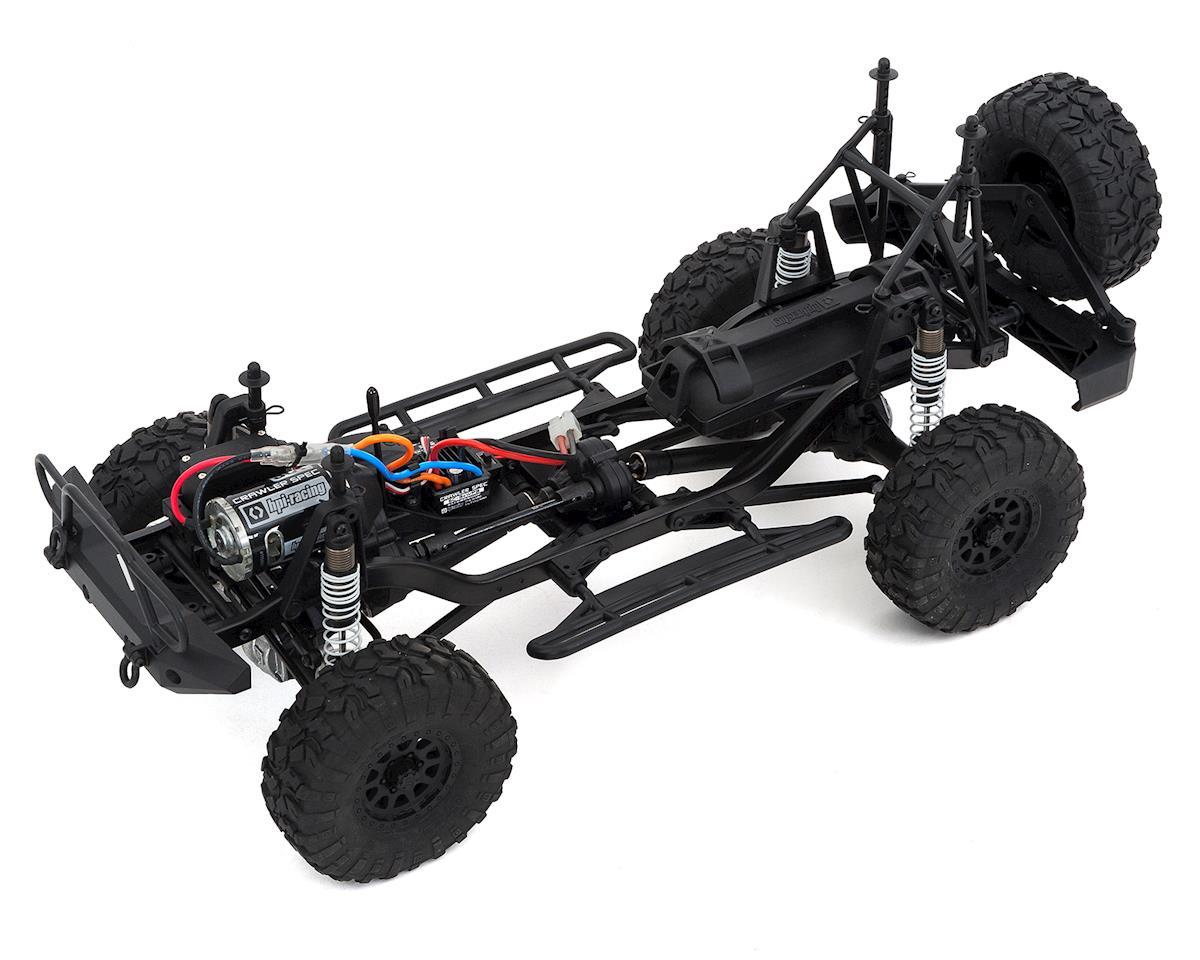 Hpi Venture Fj Cruiser Rtr 4wd Scale Crawler Gunmetal