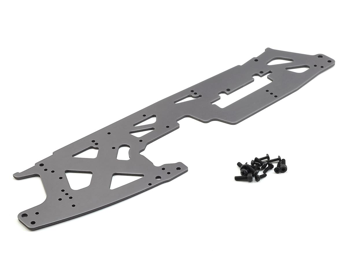 HPI 3mm Aluminum TVP Chassis V2 (Right) (390mm Wheelbase)