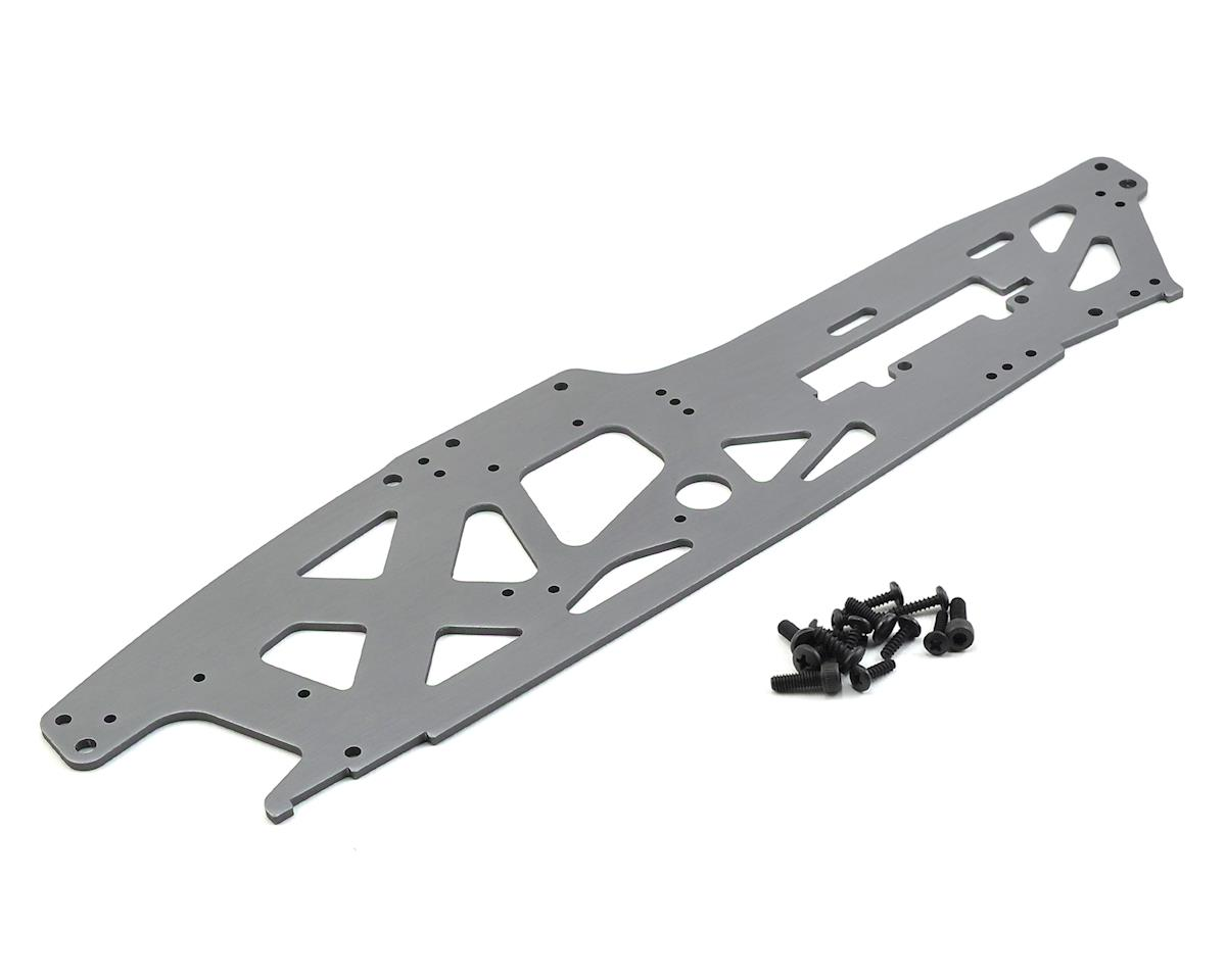 HPI 3mm Aluminum TVP Chassis V2 (Left) (390mm Wheelbase)