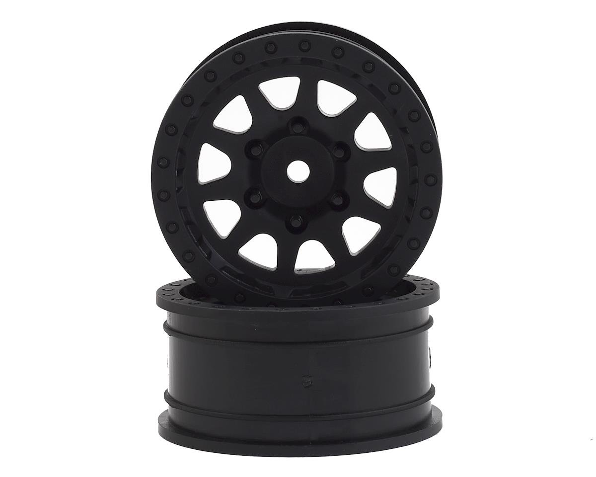 "HPI CR-10 1.9"" Crawler Wheel (Black) (2)"
