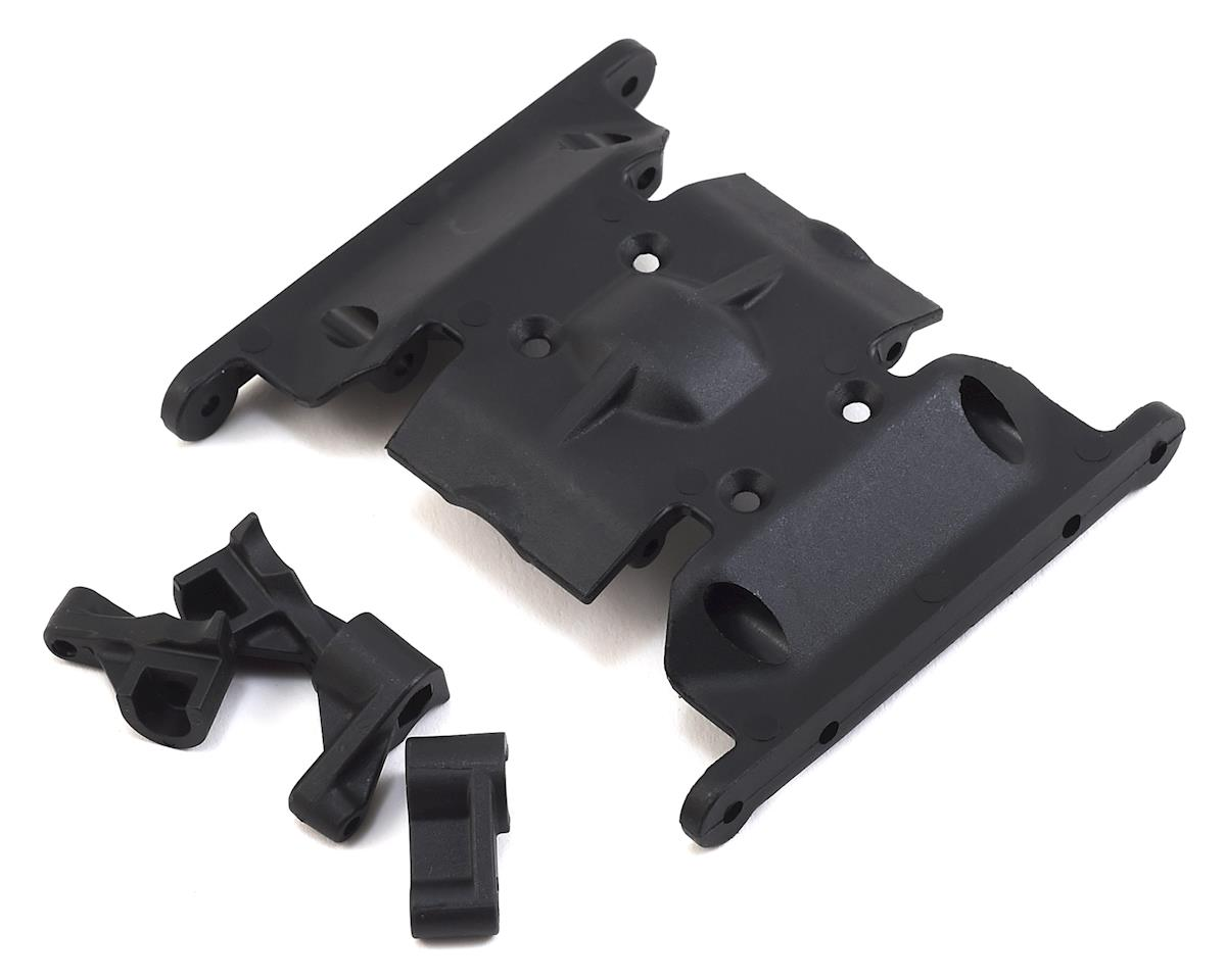Venture Center Skid Plate by HPI