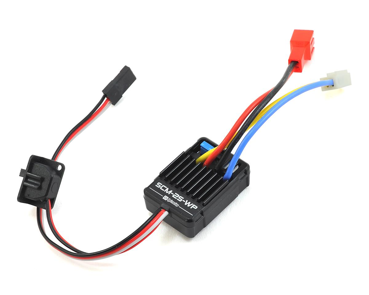 SCM-2S Waterproof Electronic Speed Control by HPI
