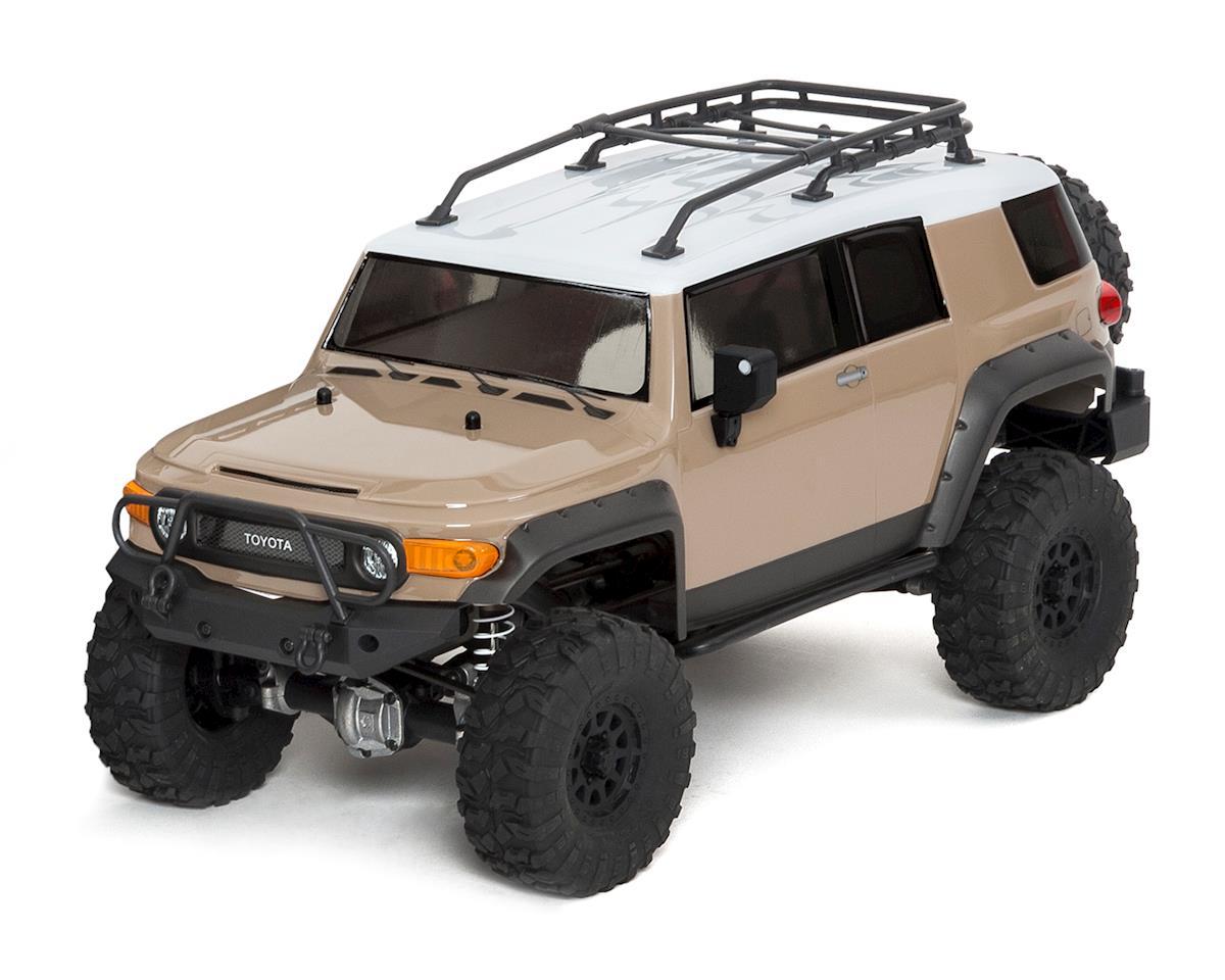HPI Venture FJ Cruiser RTR 4WD Scale Crawler (Sandstorm)