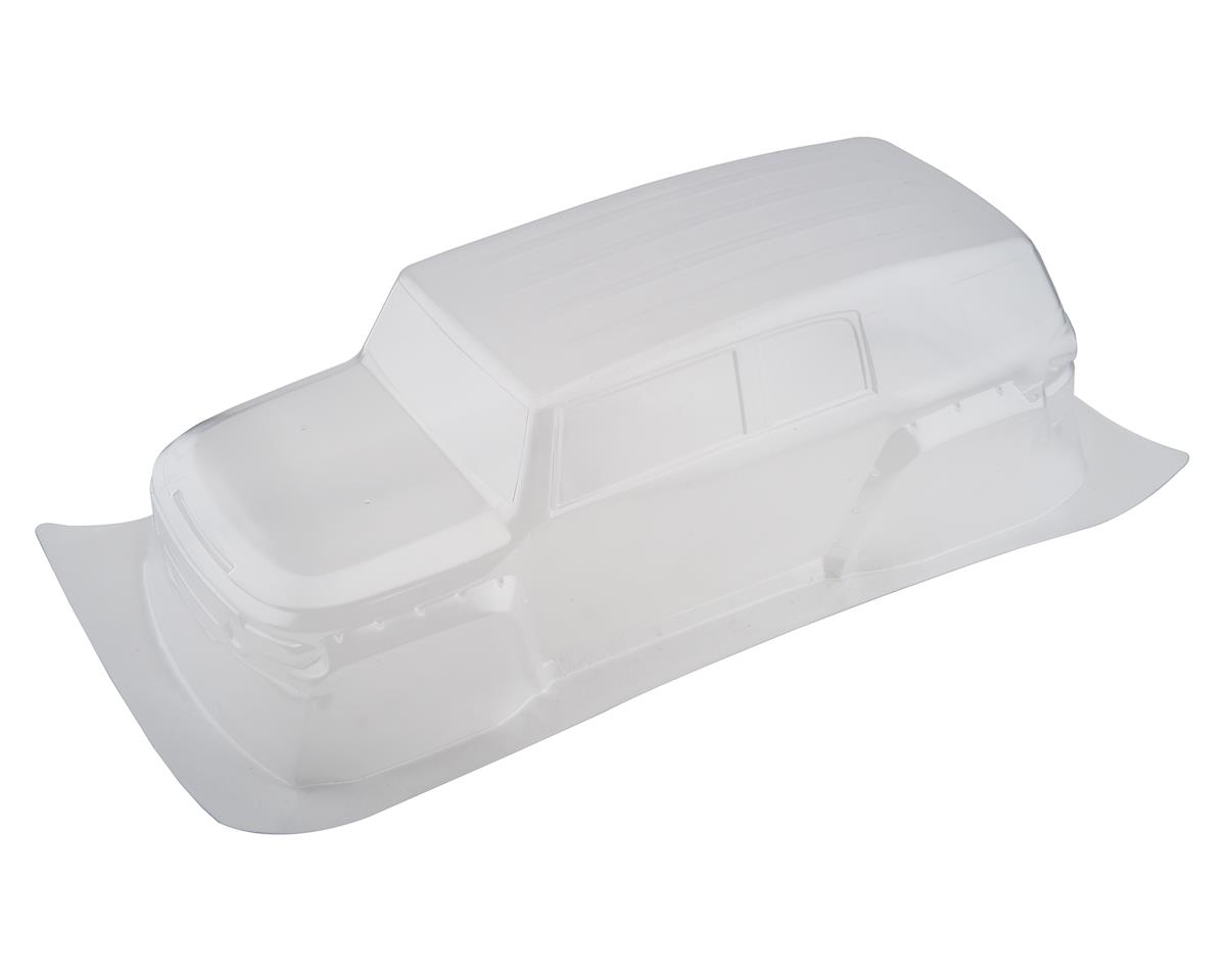 "HPI Toyota FJ Cruiser 1/10 Truck Body (Clear) (313mm/12.3"")"