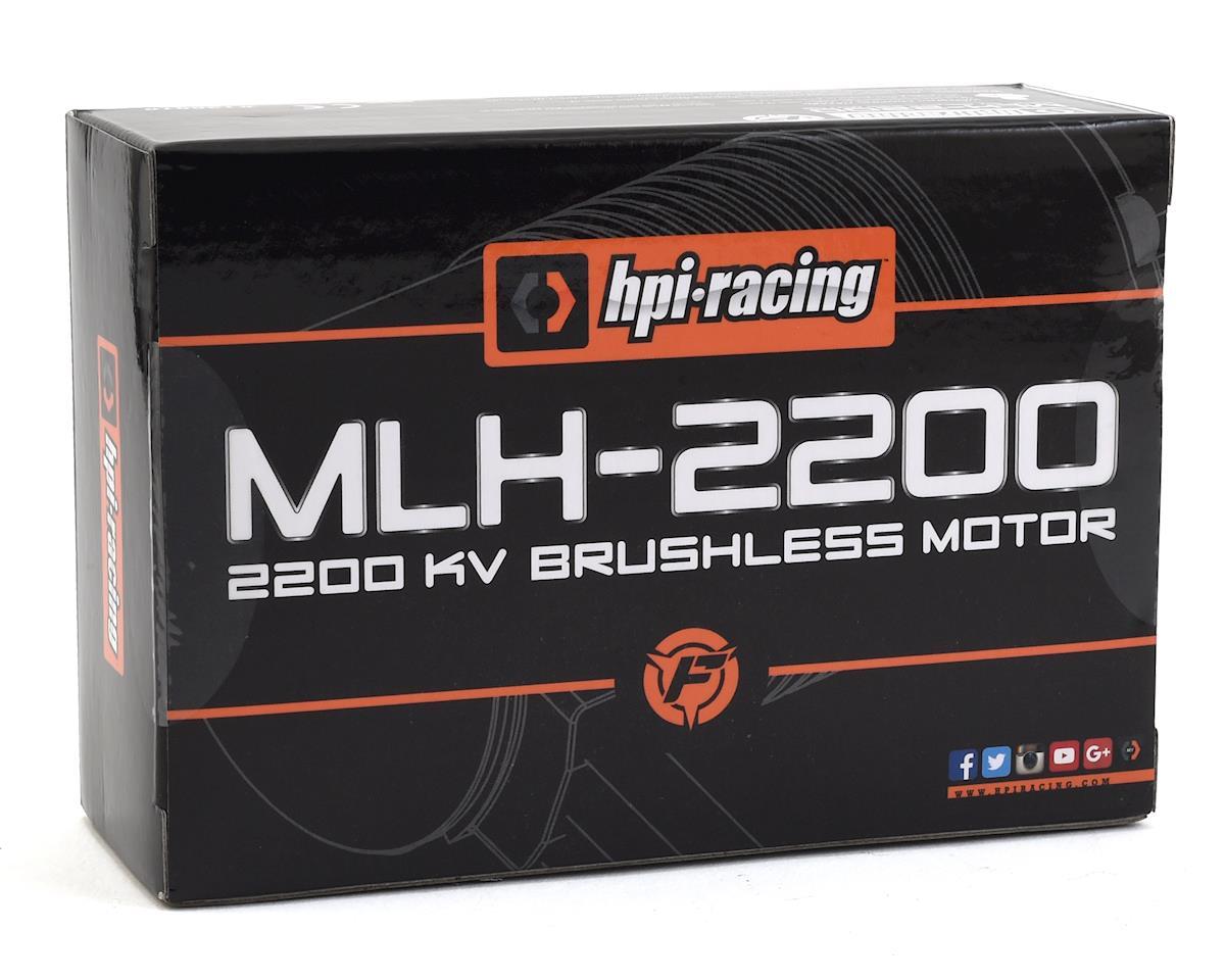 HPI Flux MLH-2200 Sensorless Brushless Motor (2200Kv)