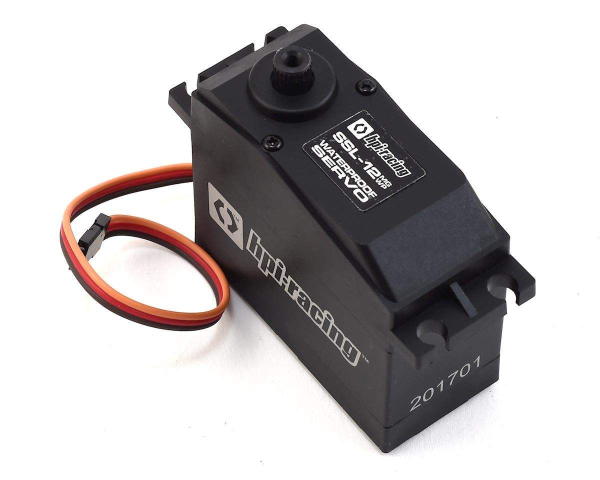 HPI SSL-12MGWP Waterproof Servo (High Voltage)