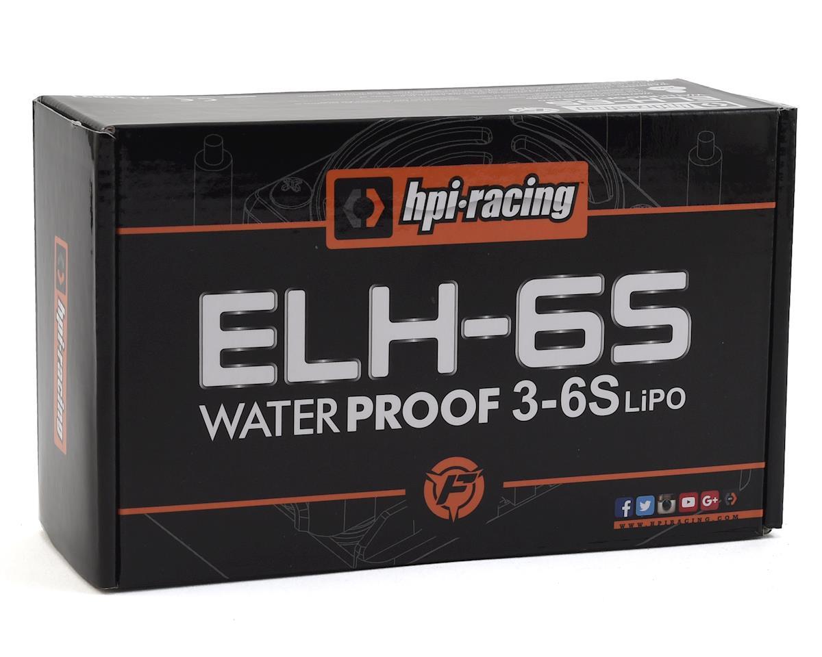 HPI Flux ELH-6S Brushless Waterproof ESC