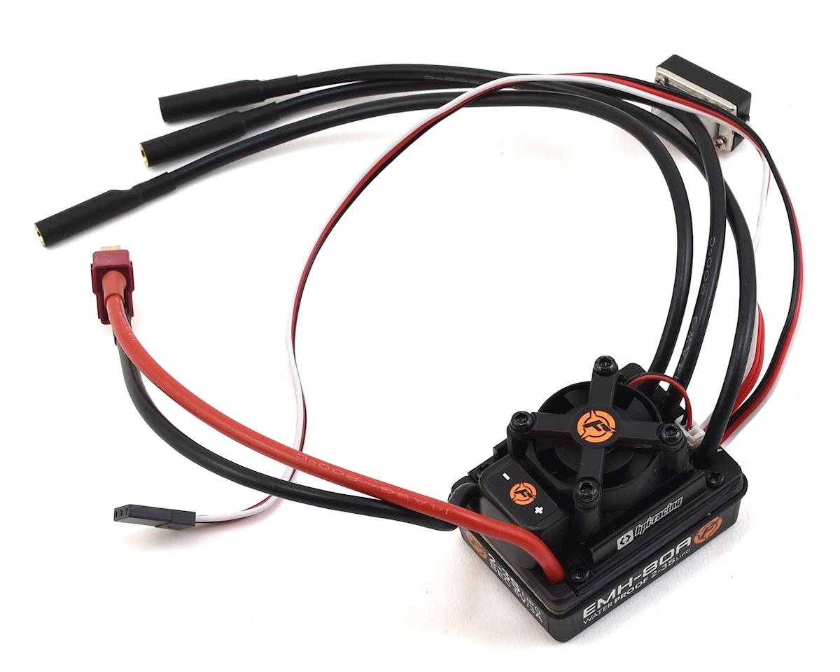 HPI Flux EMH-80A Brushless Waterproof ESC