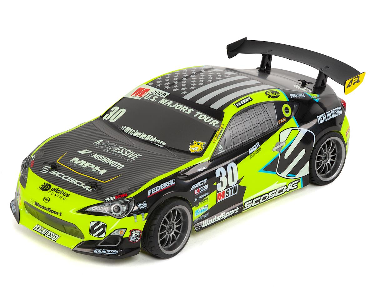 HPI E10 Michele Abbate Grrracing Touring Car