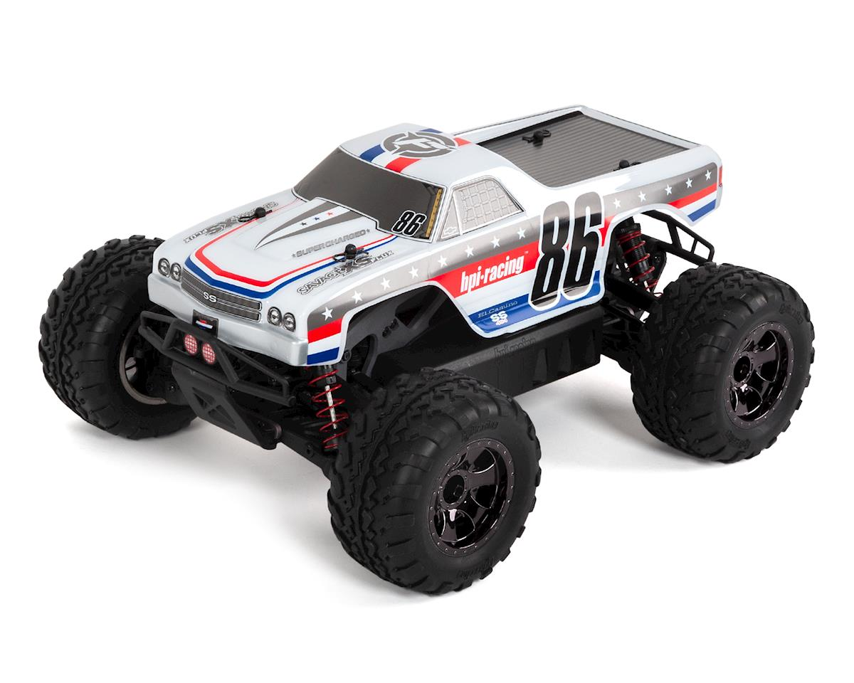 HPI Savage XS Flux El Camino RTR Mini Monster Truck