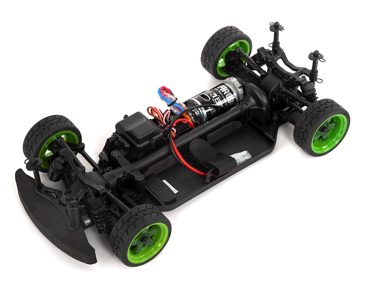 HPI RS4 Sport 3 RTR Touring Car w/1969 Mustang RTR-X Body