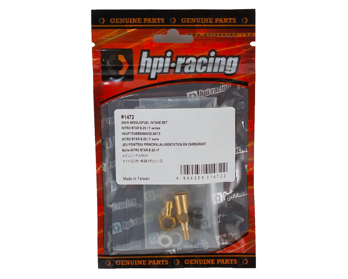 Main Needle/Fuel Intake Set (F series) by HPI