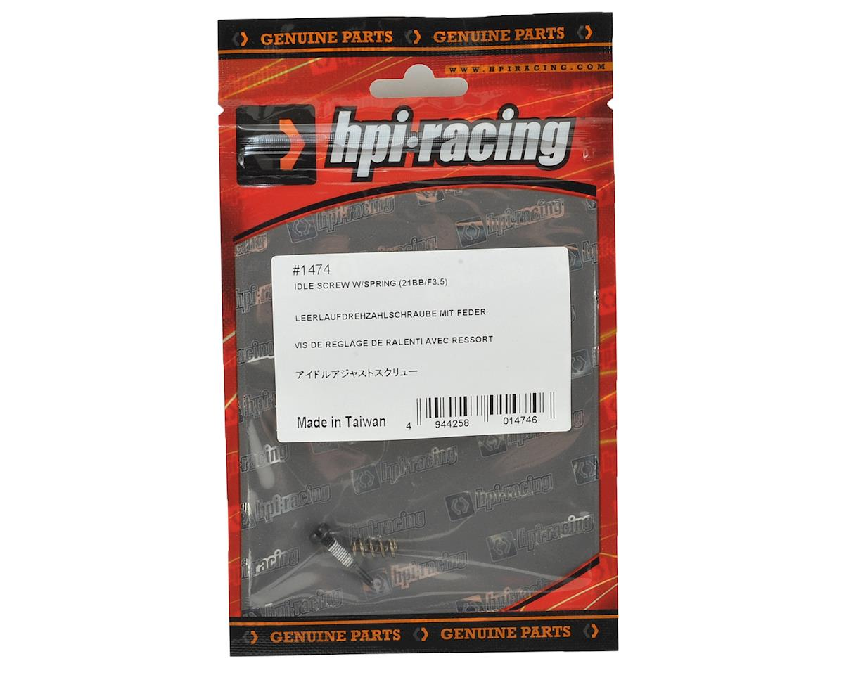 HPI Idle Adjustment Screw w/Spring (Nitro Star G3.0 & T3.0)