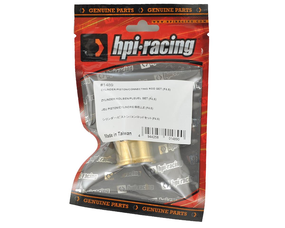 HPI Cylinder, Piston & Connector Rod Set (F4.6)