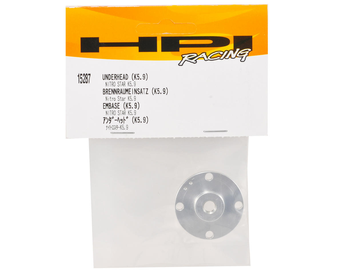HPI Head Button