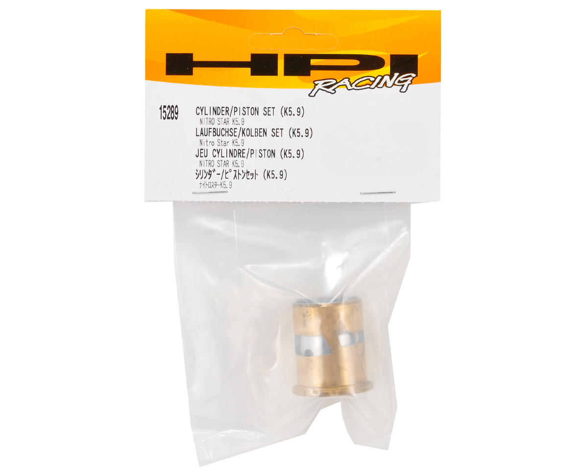 HPI Racing Piston & Sleeve Set