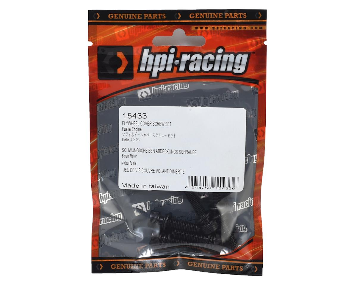 HPI Fuelie Flywheel Cover Screw Set