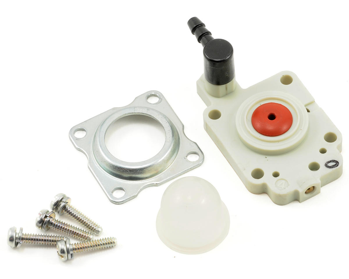 HPI Racing Fuelie Carburetor Primer Plate Set