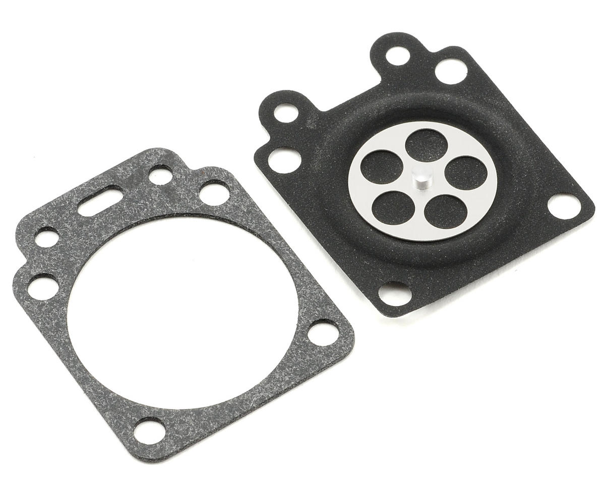 HPI Racing Carburetor Metering Diaphragm Cover Kit